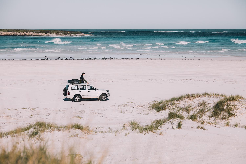acheter un 4x4 en Australie