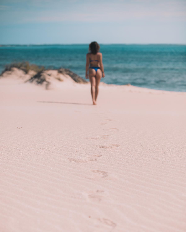 ouest australie plage