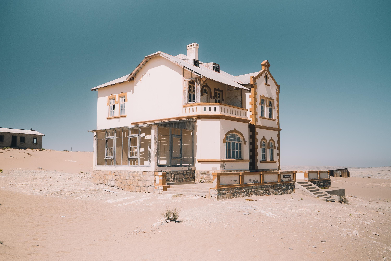 namibie ville fantome