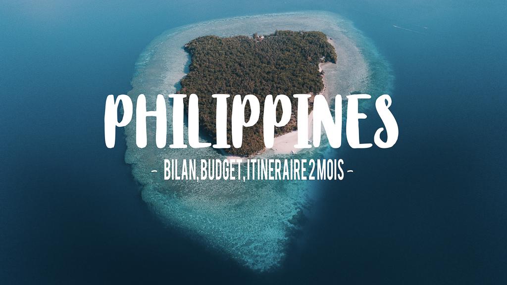 Philippines : Bilan, Budget, Itinéraire 2 mois